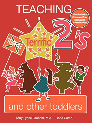 9780893341060: Teaching Terrific Twos and Other Toddlers