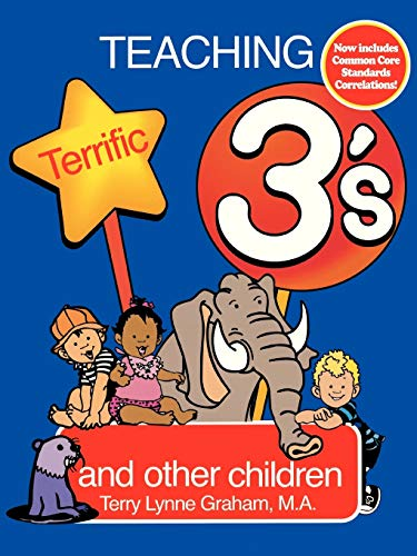 9780893342609: Teaching Terrific Threes and other Toddlers