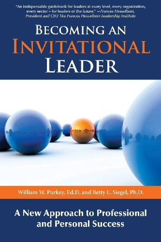 9780893343712: Becoming an Invitational Leader