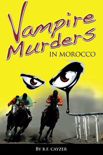 9780893344627: Vampire Murders in Morocco