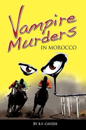 9780893344634: Vampire Murders in Morocco