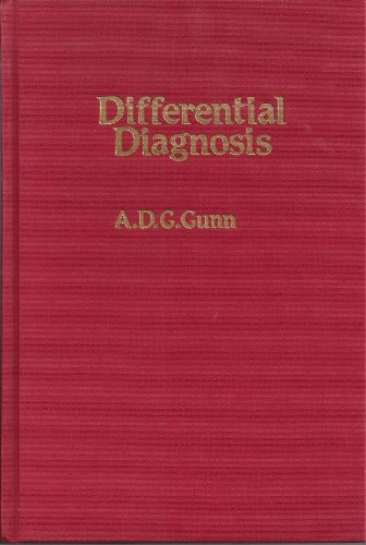9780893351595: Differential diagnosis: A guide to symptoms and signs of common diseases and disorders, presented in systematic form