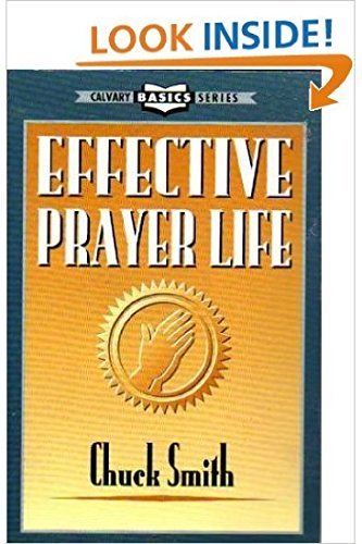 9780893370084: Effective prayer life