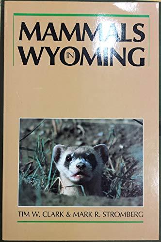 9780893380250: Mammals in Wyoming