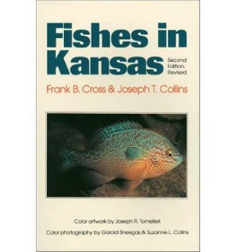 9780893380489: Fishes in Kansas: Second Edition, Revised