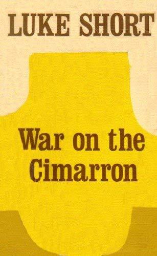 9780893400378: War on the Cimarron