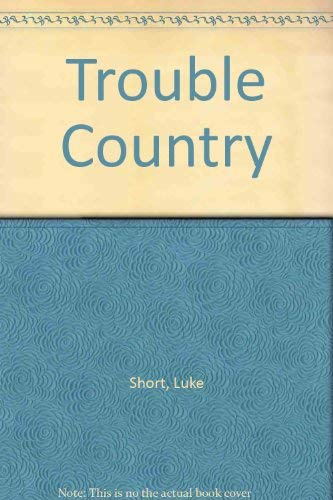 9780893400392: Trouble Country