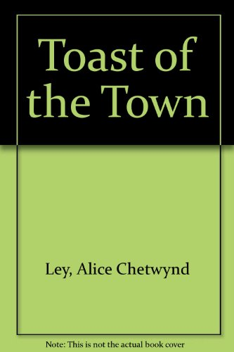 9780893401139: Toast of the Town (A Regency romance)