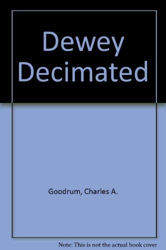 9780893401283: Dewey Decimated