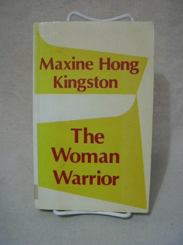 9780893401306: Woman Warrior