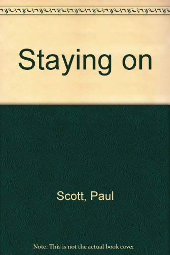 9780893401573: Staying on