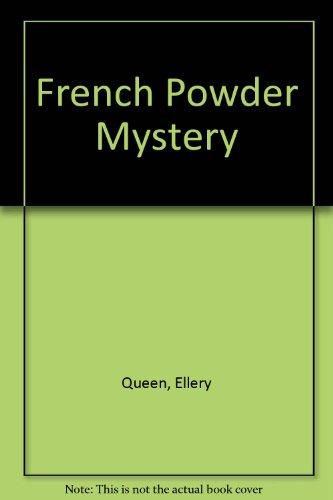 9780893402358: French Powder Mystery
