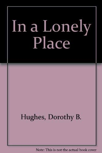 9780893402365: In a Lonely Place