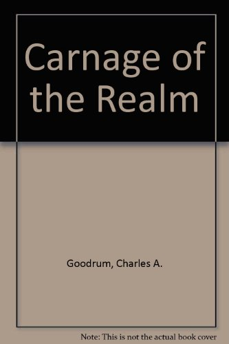 9780893402655: Carnage of the Realm