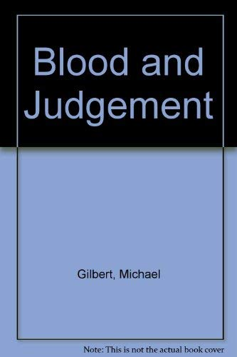 9780893402884: Blood and Judgement