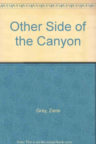 9780893402983: Other Side of the Canyon