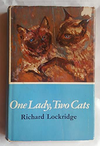 One Lady, Two Cats: Lockridge, Richard