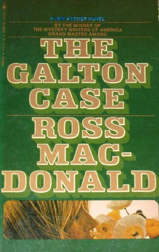 The Galton case: Ross Macdonald
