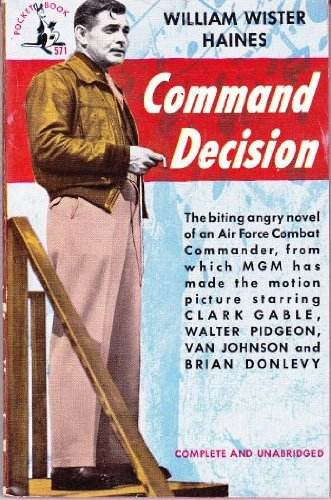 9780893403577: Command decision