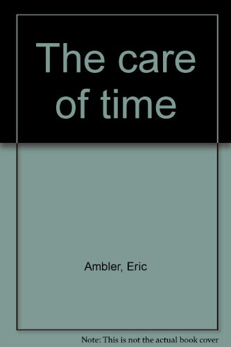 9780893403829: The care of time