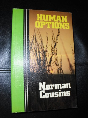 Human Options (0893403946) by Norman Cousins