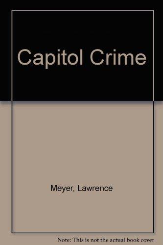 9780893404284: Capitol Crime (Atlantic large print)