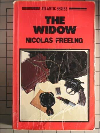 The widow (Atlantic large print): Freeling, Nicolas