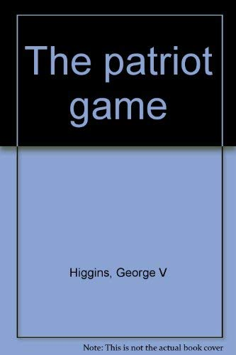 9780893405328: The patriot game