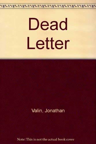 9780893405458: Dead Letter