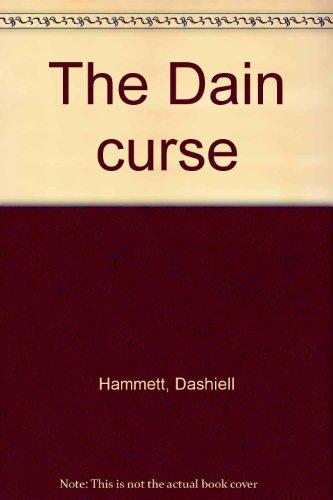 The Dain curse: Hammett, Dashiell