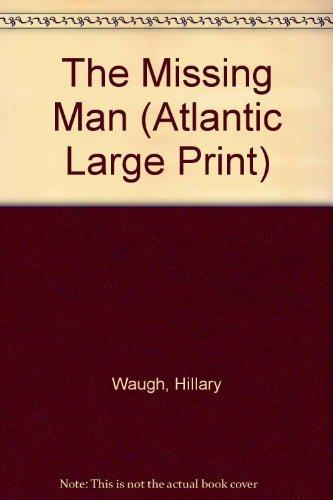 9780893407193: The Missing Man (Atlantic Large Print)