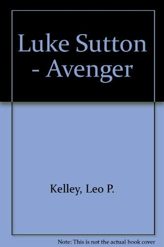 9780893407513: Luke Sutton - Avenger