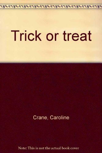 9780893407650: Trick or treat