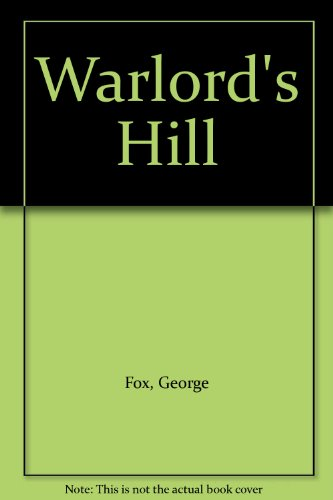 9780893407766: Warlord's Hill
