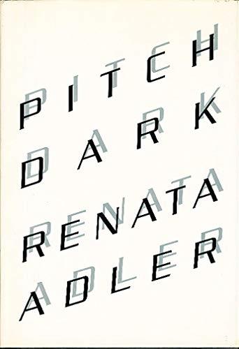 9780893407773: Pitch dark