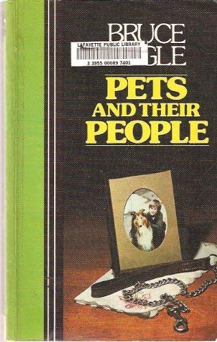 9780893407834: Pets and their people