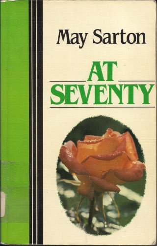 9780893407926: At Seventy: A Journal [LARGE PRINT]