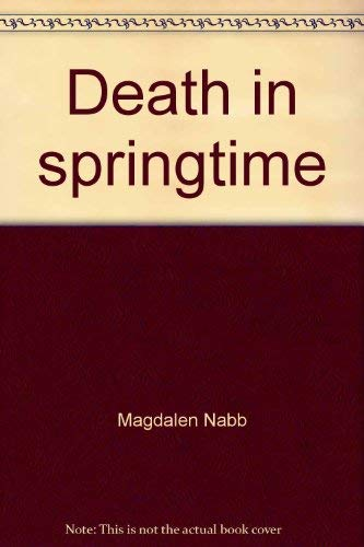 9780893408169: Death in springtime (Atlantic large print)