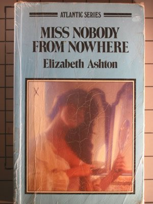 9780893408480: Miss Nobody from Nowhere (Atlantic Large Print Series)