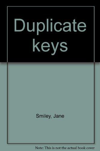 9780893408886: Duplicate keys