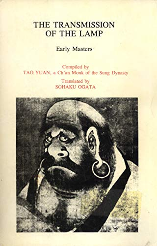 9780893415624: The Transmission of the Lamp: Early Masters (English and Chinese Edition)