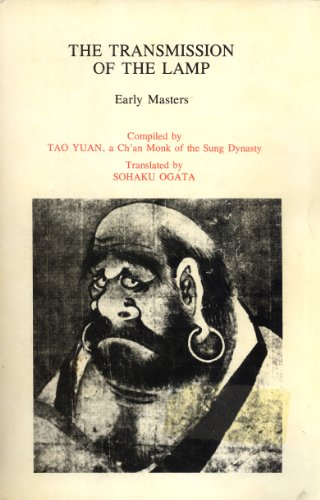 9780893415655: The Transmission of the Lamp: Early Masters (English and Chinese Edition)