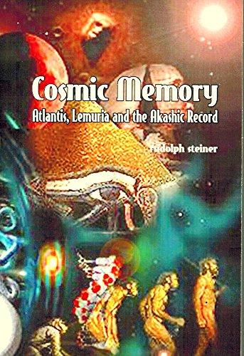 9780893450229: Cosmic Memory, Prehistory of Earth and Man: Atlantis and Lemuria
