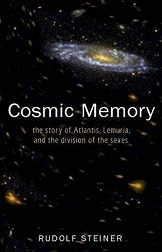 COSMIC MEMORY: Prehistory Of The Earth & Man (reissue)