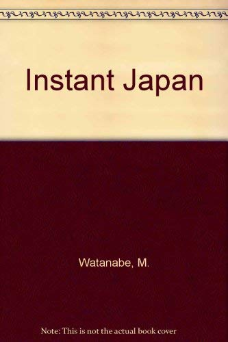 9780893461812: Instant Japanese