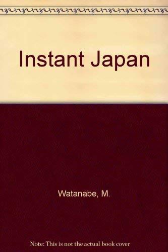 9780893461812: Instant Japan