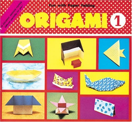 9780893462727: Origami Book 1 - House, Hat, Organ