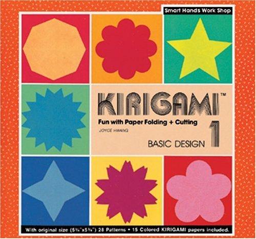9780893463380: Kirigami 1- Basic Design (Vol 1)