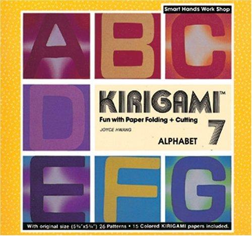 9780893467906: Kirigami 7- Alphabet