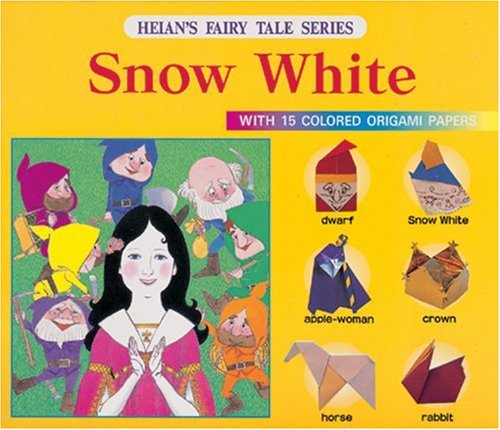 9780893469115: Snow White: With 15 Colored Origami Papers